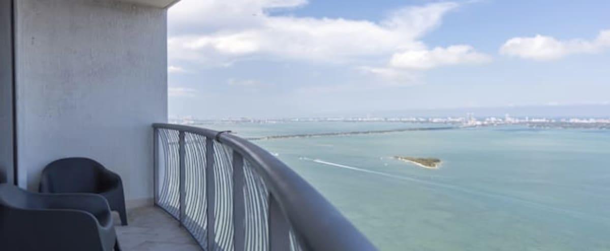360° Spectacular Ocean Views from 51st Floor Condo in Miami Hero Image in Edgewater, Miami, FL