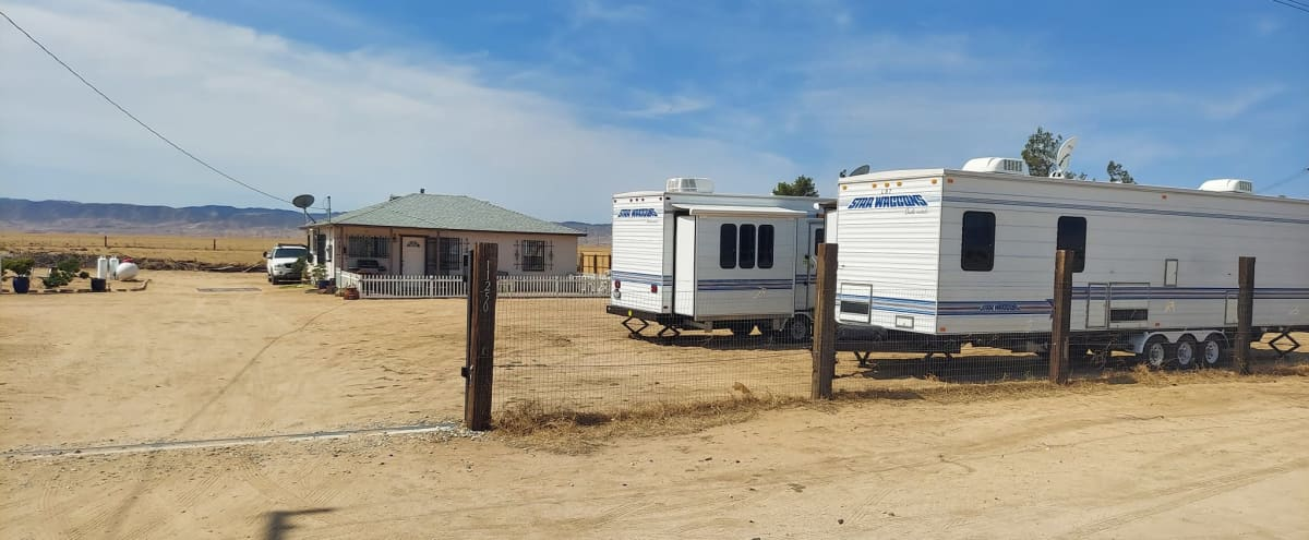 Home on 5 acres, right off 110th st west in Lancaster. Horses also available. in Lancaster Hero Image in undefined, Lancaster, CA