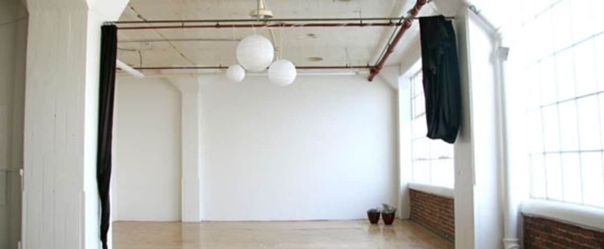 Natural Light Photography Studio in Dogpatch in San Francisco Hero Image in Dogpatch, San Francisco, CA
