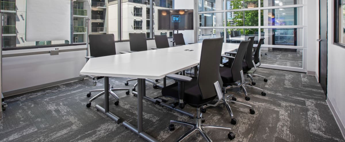 Fully Equipped Meeting Room | M2 in San Diego Hero Image in Downtown San Diego, San Diego, CA