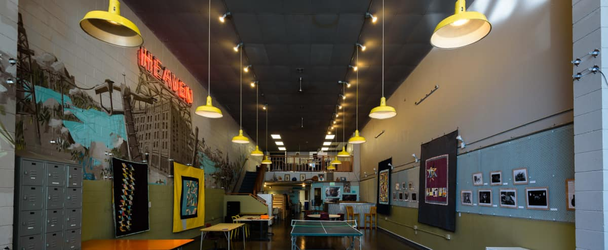 Eclectic Downtown Event Venue & Gathering Space in Bellingham Hero Image in Central Business District, Bellingham, WA