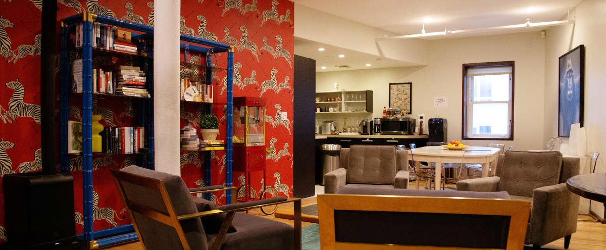 Modern Cozy Loft Office Located In The Heart Of Chelsea in New York Hero Image in Midtown Manhattan, New York, NY