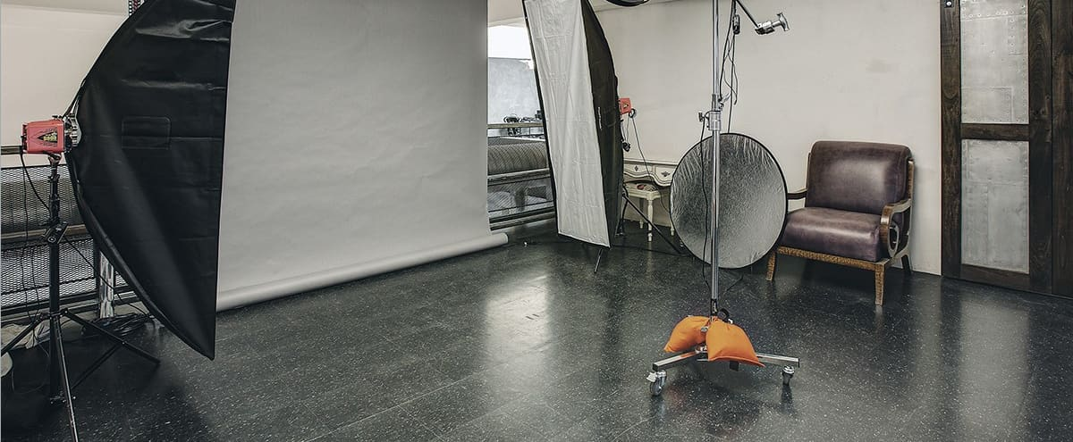 Studio 1 | Indoor Photo Studio in Sacramento Hero Image in Downtown, Sacramento, CA