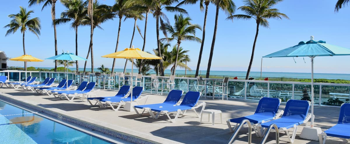 22,000 Square Foot Oceanside Pool and Event Space in Miami Hero Image in Mid-Beach, Miami, FL