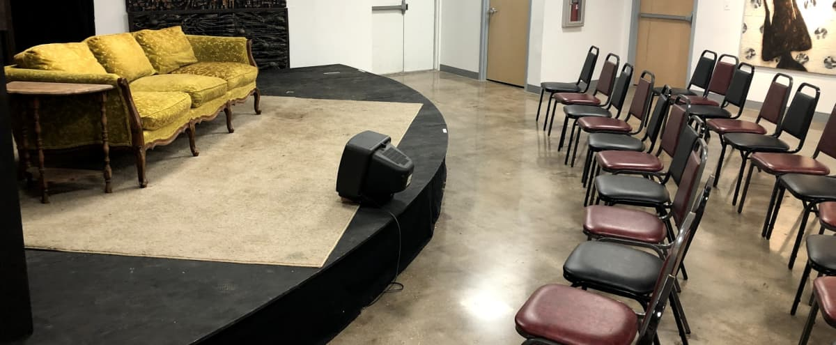 Unique Classroom Style Production Space With Stage Options in Baltimore Hero Image in Moravia - Walther, Baltimore, MD