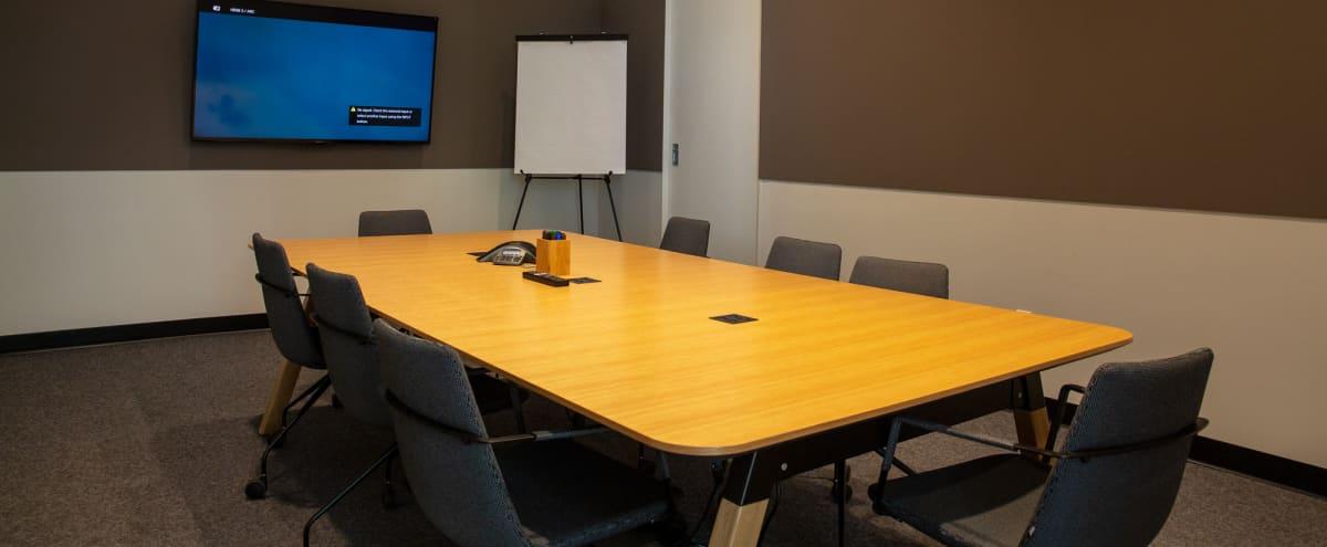 Sleek Meeting Room for 8   M3 in Portland Hero Image in Southwest Portland, Portland, OR