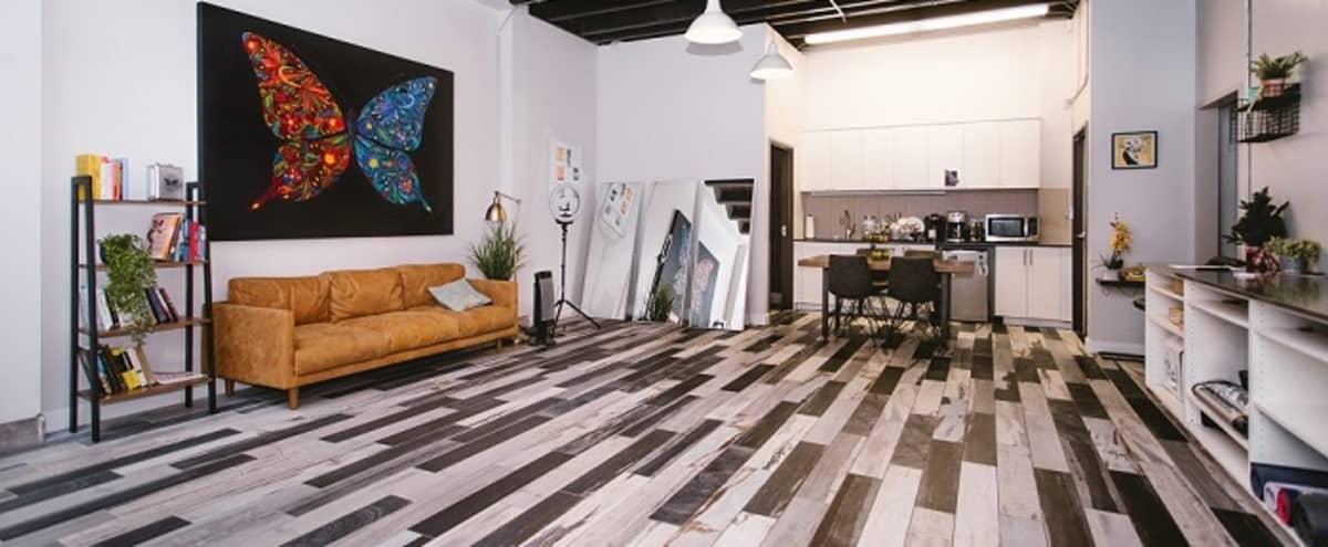 Modern Creative Event Space in Seattle Hero Image in Georgetown, Seattle, WA
