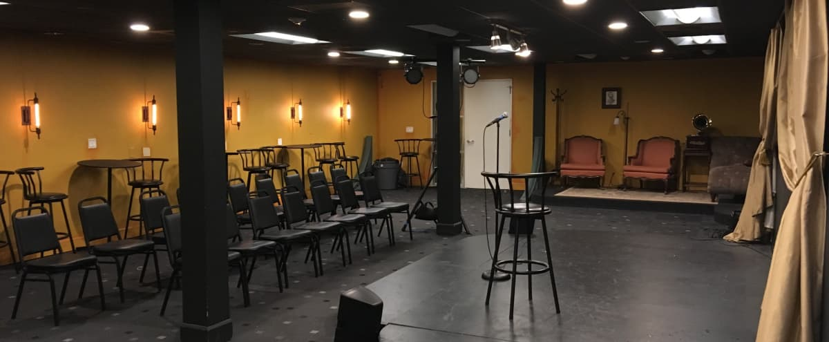 Open June 15th, 2021 Quirky event space with stage and Victorian/ Steampunk Vibe in Burbank Hero Image in undefined, Burbank, CA