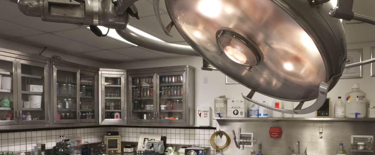 Morgue / Laboratory Studio Set in Los Angeles Hero Image in Northeast Los Angeles, Los Angeles, CA