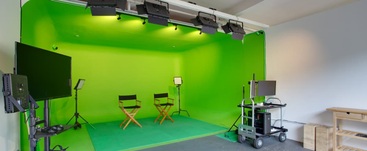 Media Lab & Production Studio in Silicon Beach in Los Angeles Hero Image in undefined, Los Angeles, CA