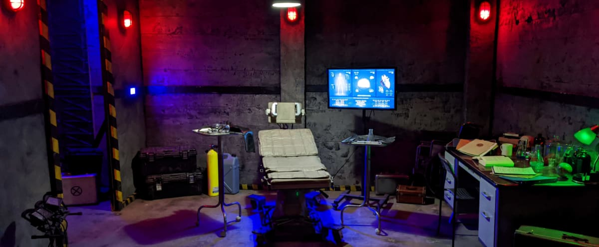 LAB LABORATORY Creepy Sci Fi Horror Experiment Torture Hospital Scary in Burbank Hero Image in undefined, Burbank, CA