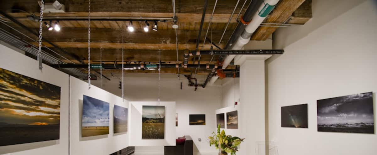 Stunning Creative Event + Production Studio Space/Gallery in Boston Hero Image in Fort Point, Boston, MA