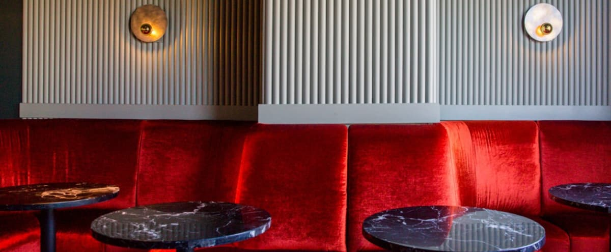 Semi-Private, Intimate Lounge in Downtown Nashville in Nashville Hero Image in Sobro, Nashville, TN