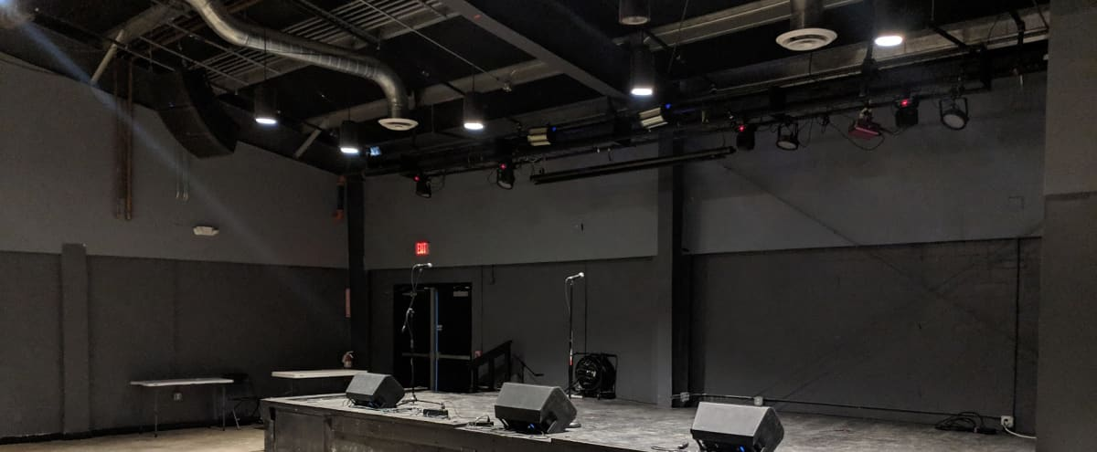 Downtown Houston Showroom | Live Music Venue in Houston Hero Image in Central Business District, Houston, TX