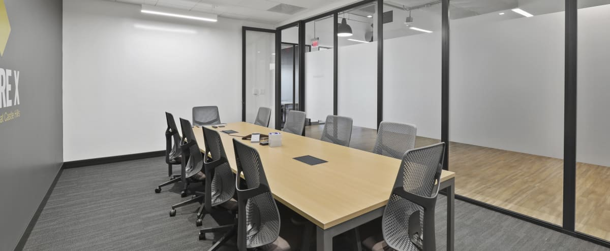 12 person high tech conference room in Lewisville Hero Image in undefined, Lewisville, TX