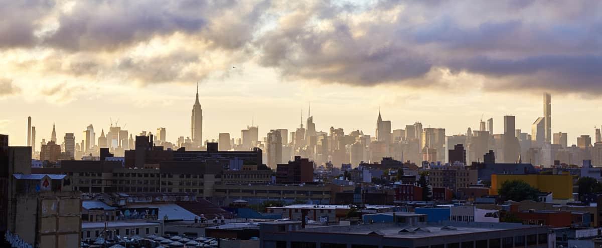 Bushwick's Premier Rooftop in Brooklyn Hero Image in East Williamsburg, Brooklyn, NY