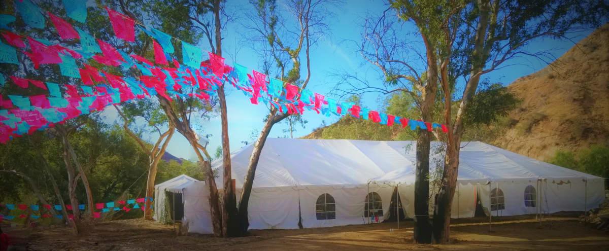 Ranch Sylmar Workshops/Events/Parties Rustic country Patios + stream trails in Sylmar Hero Image in undefined, Sylmar, CA