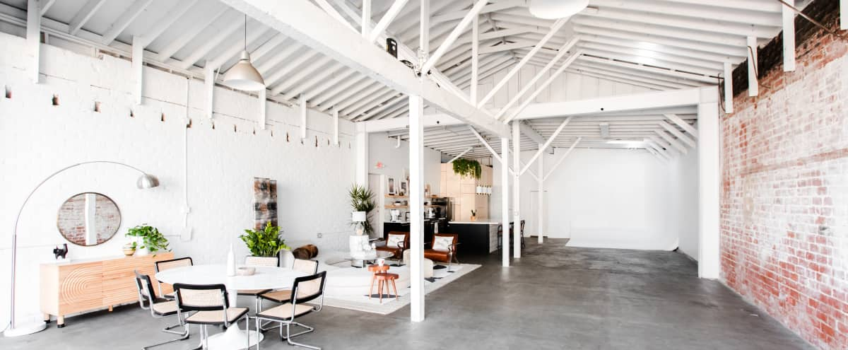 Stylish, Airy Loft with Full Kitchen in Los Angeles Hero Image in Northeast Los Angeles, Los Angeles, CA