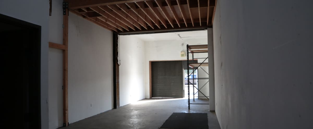 LA Space for Your Dance Studio, Video Shoots, Art Gallery, Small Private Party in Los Angeles Hero Image in Central LA, Los Angeles, CA