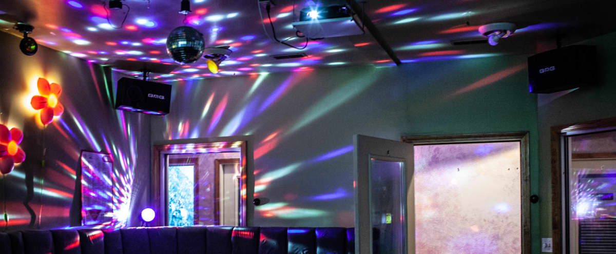 Unique and Funky Karaoke Cave - Rm#9 in arlington heights Hero Image in undefined, arlington heights, IL