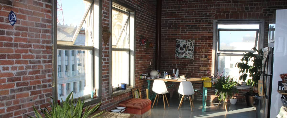 Four Story Loft in DTLA in Los Angeles Hero Image in Central LA, Los Angeles, CA