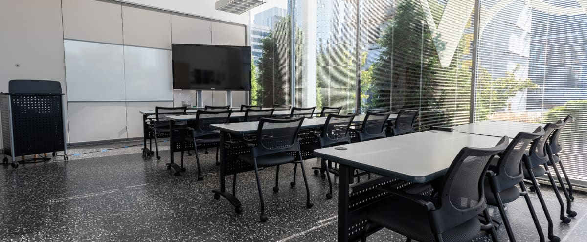 Light-Filled Urban Classroom or Meeting Space for 12-35 (Rocky) in Seattle Hero Image in Belltown, Seattle, WA