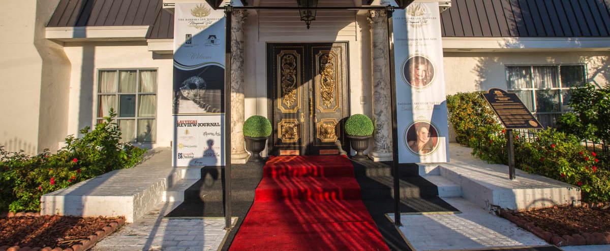 Luxurious Mansion Meeting Space Celebrating Creativity and Art in Las Vegas Hero Image in undefined, Las Vegas, NV