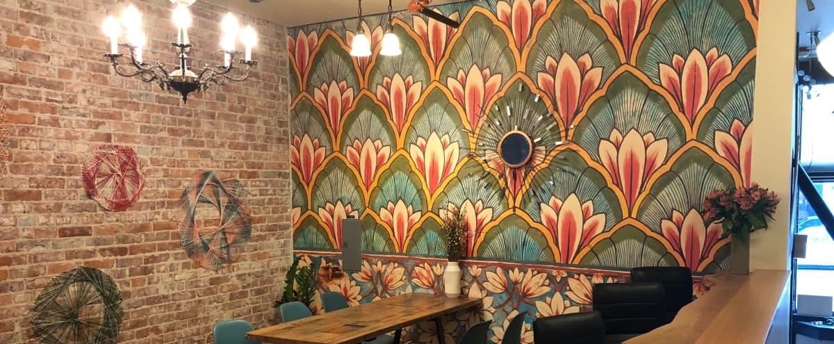 Meeting Space in Historic Urban Coffee Shop on Ballard Ave. in Seattle Hero Image in Old Ballard, Seattle, WA