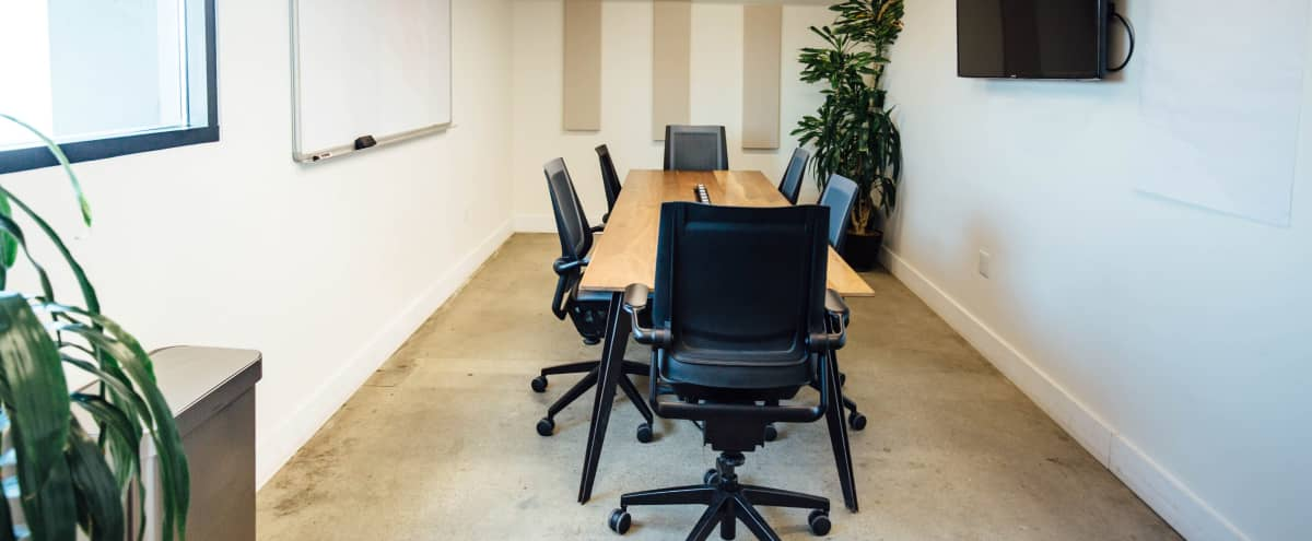 Modern Sleek Private Boardroom in Encinitas Hero Image in undefined, Encinitas, CA