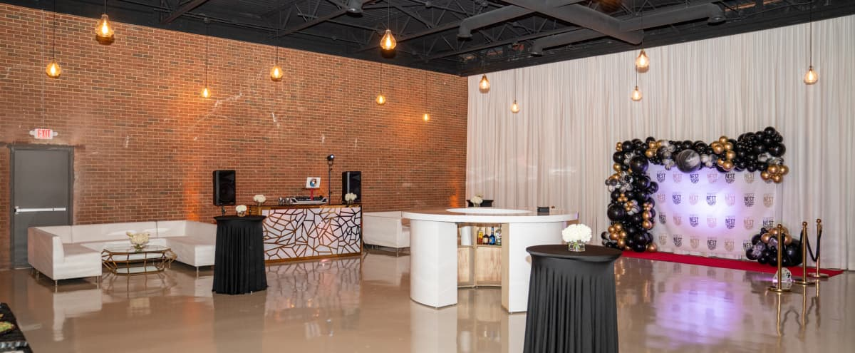 Modern Industrial Event Space in Mableton Hero Image in null, Mableton, GA