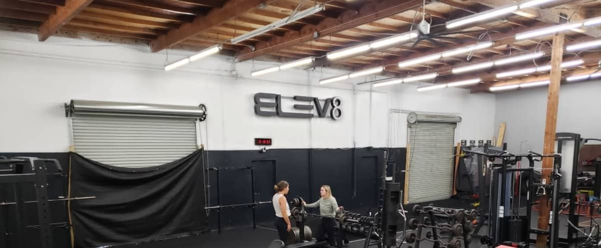 Spacious Fitness Facility with lots of Natural Light in Costa Mesa Hero Image in undefined, Costa Mesa, CA