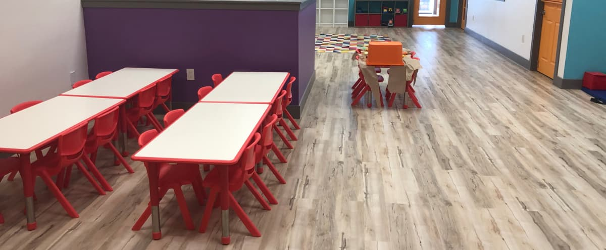 Fun, Bright Party or Meeting Space in Pearland in Pearland Hero Image in undefined, Pearland, TX