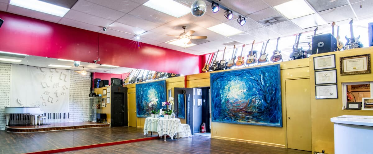 Professional & Bright Performance Venue in El Cerrito Hero Image in undefined, El Cerrito, CA