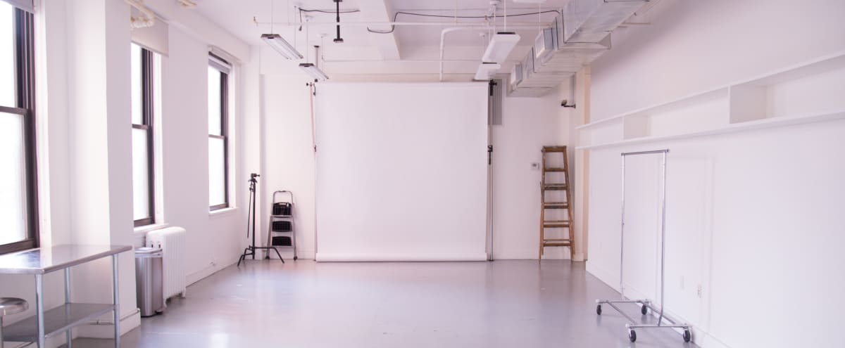 NoMad Area Photo & Video Studio (Equipment Included) in New York Hero Image in Midtown, New York, NY
