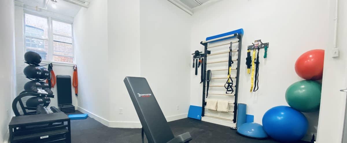 Greenpoint Brooklyn - Gym / Wellness/ Fitness Studio in Brooklyn Hero Image in Greenpoint, Brooklyn, NY