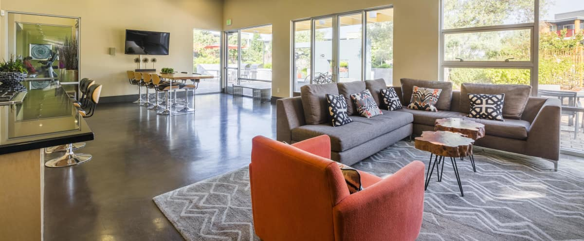 Event Lounge & Sports Room in San Mateo Hero Image in East San Mateo, San Mateo, CA