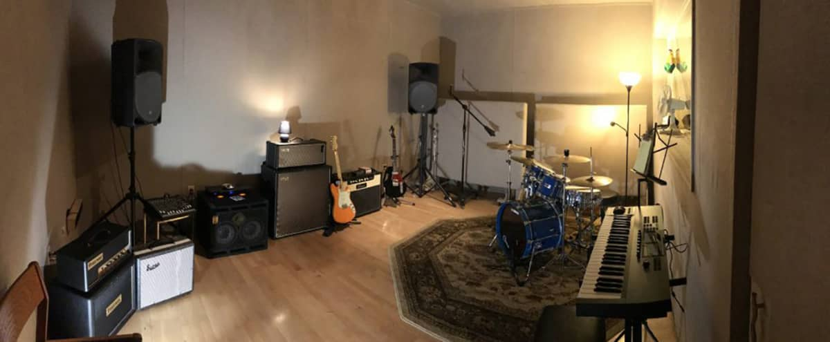 Multiple-Room Recording Studio in Carson Hero Image in undefined, Carson, CA