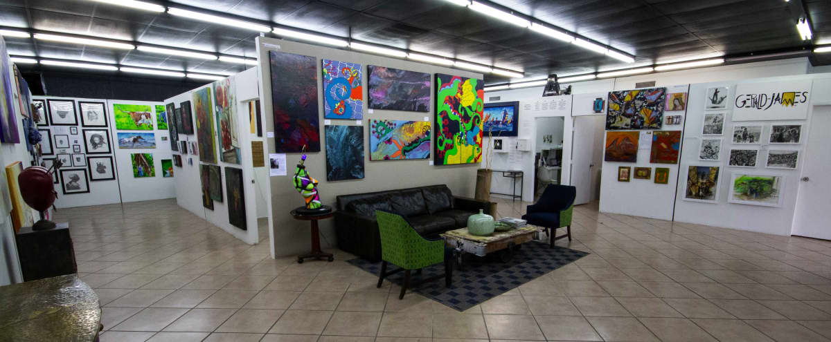 Houston Gallery great for Photo Shoots in Houston Hero Image in Greater Heights, Houston, TX
