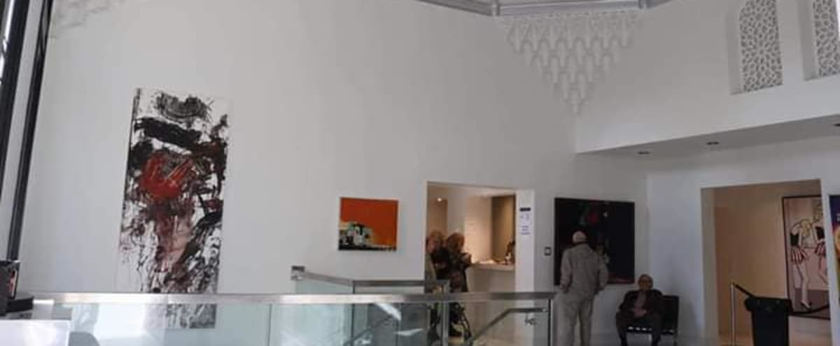 Modern lightfilled art gallery with multiple rooms. in San Francisco Hero Image in Lower Nob Hill, San Francisco, CA