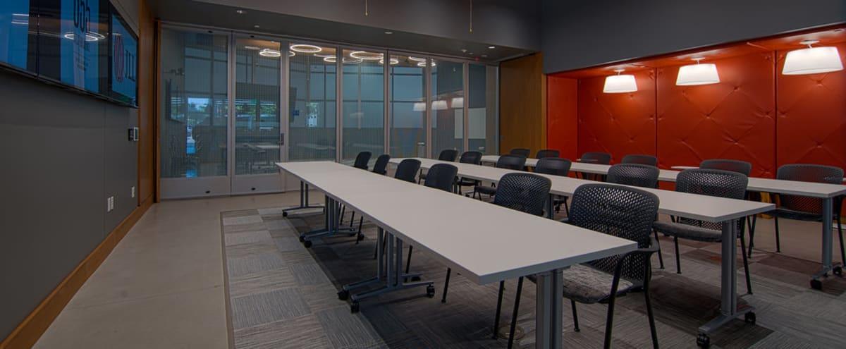 Versatile Boardroom Spaces for Production - Edison and Tesla Boardrooms in San Diego Hero Image in Marina, San Diego, CA