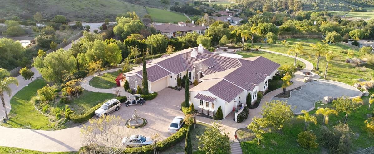 Mediterranean, Mountain Top Estate in Moorpark Hero Image in undefined, Moorpark, CA