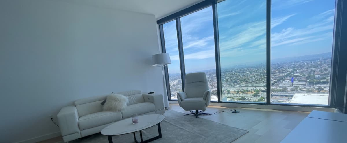 Downtown Apartment with Skyline View for Los Angeles city in Los Angeles Hero Image in Central LA, Los Angeles, CA