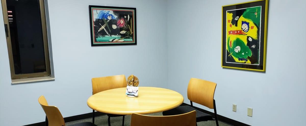 Team Meeting Room | Downtown Miami Historic District | Suite 806 in Miami Hero Image in Downtown Miami, Miami, FL