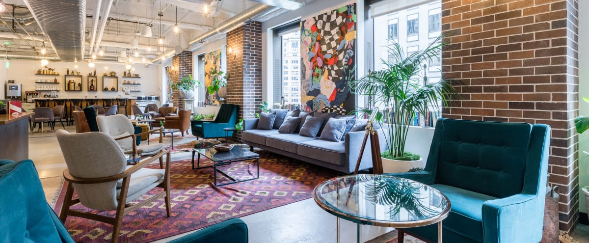 Intimate, Luxury Event Space in the Heart of FiDi in San Francisco Hero Image in SoMa, San Francisco, CA