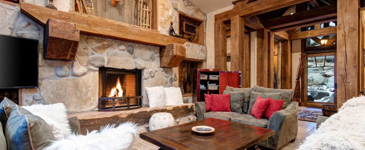 Luxury 7500 sqft. Mountain Retreat- Walk to Main! in Park City Hero Image in undefined, Park City, UT
