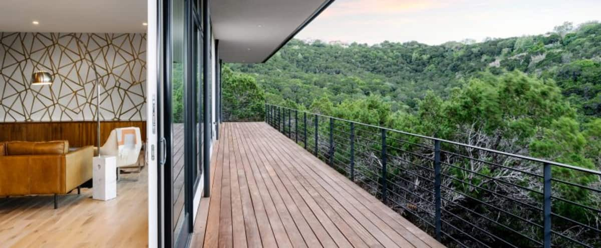 Hill Country Home with a View in Austin Hero Image in Terrace Mountain, Austin, TX