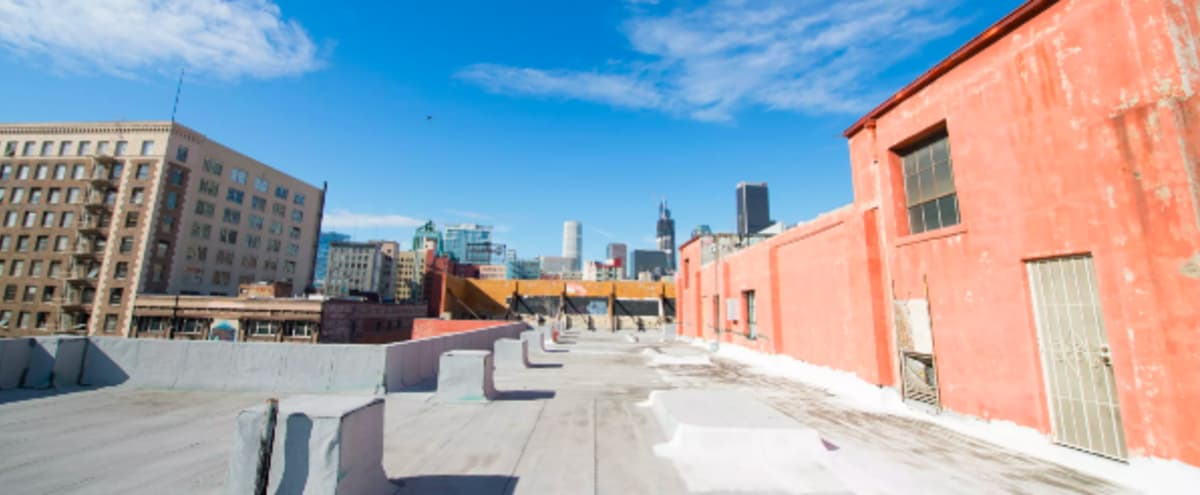 DTLA Rooftop with City Views in Heart of Fashion District in Los Angeles Hero Image in Central LA, Los Angeles, CA