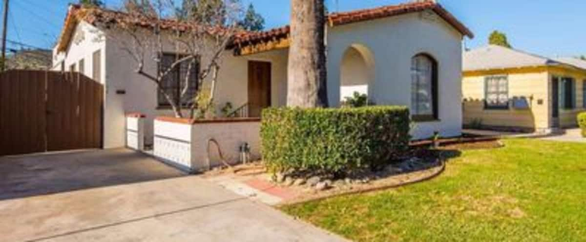 Spanish Style Atwater Village house. Great lighting and roomy. in LOS ANGELES Hero Image in Atwater Village, LOS ANGELES, CA