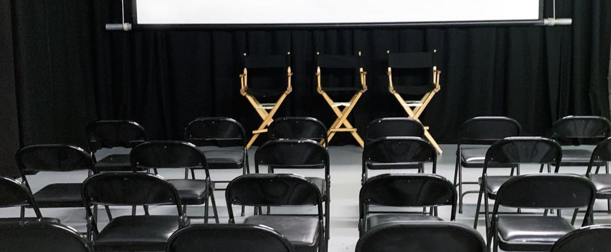 Fantastic Screening Room in North Hollywood Spacious Up to 36 people in north hollywood Hero Image in North Hollywood, north hollywood, CA