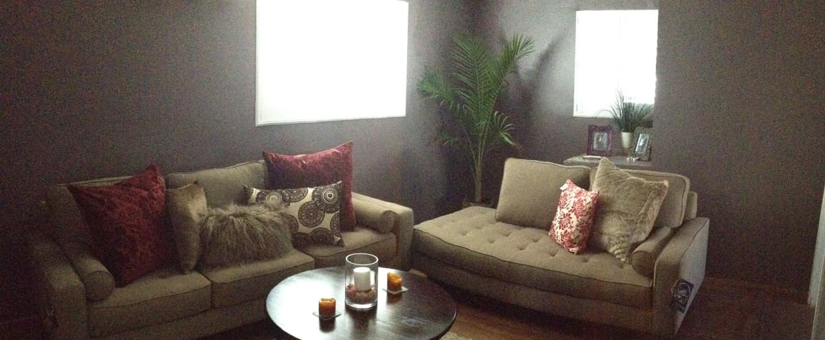 Los Angeles Chic, Private, Affordable, Mid-city Guest House for Productions in Los Angeles Hero Image in South Los Angeles, Los Angeles, CA
